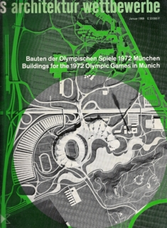 Bauten der Olympischen Spiele 1972 Munchen