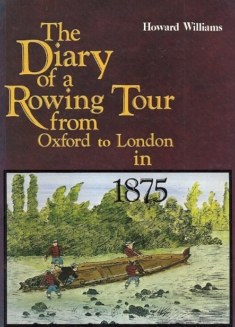 Diary of Rowing Tour from Oxford to London