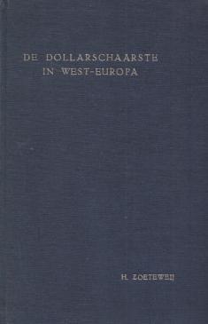 Dollarschaarste in West-Europa