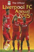 Official Liverpool FC Annual 2015