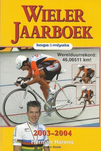 Wielerjaarboek 2003-2004