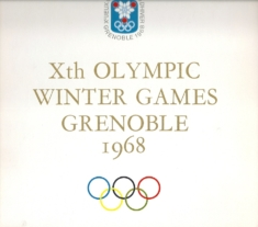 Xth Olympic Winter Games Grenoble 1968