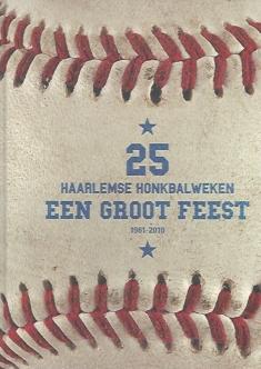 25 Haarlemse Honkbalweken