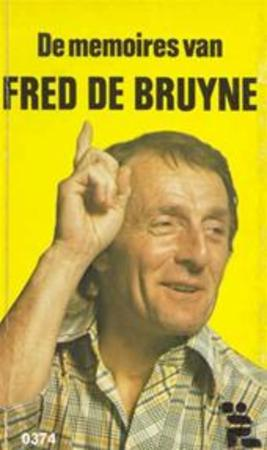 memoires van Fred De Bruyne