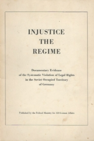 Injustice the Regime