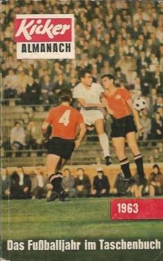 Kicker Almanach 1963