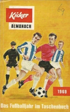 Kicker Almanach 1969