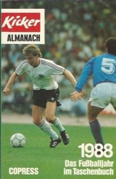 Kicker Almanach 1988