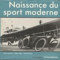 Naissance du sport moderne