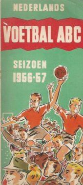 Nederlands Voetbal ABC Seizoen 1956-57