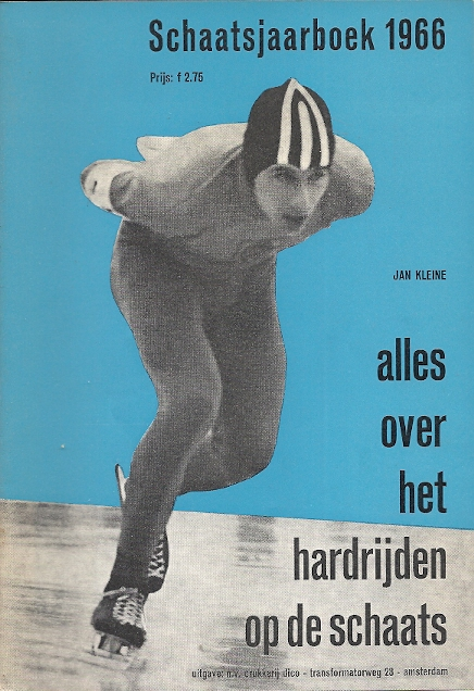 Schaatsjaarboek 1966