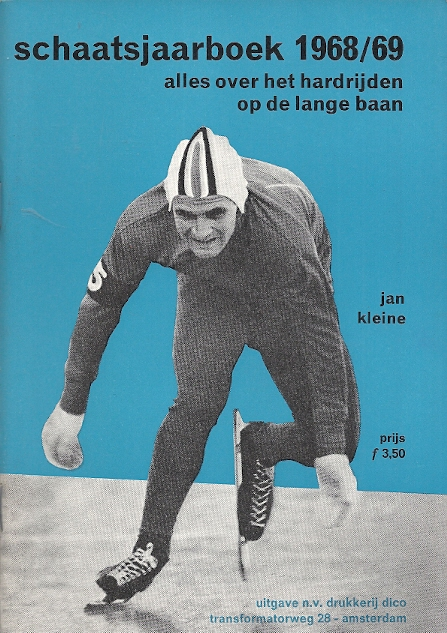 Schaatsjaarboek 1968-69