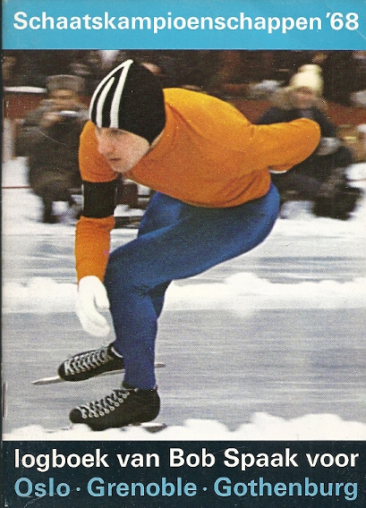Schaatskampioenschappen 68