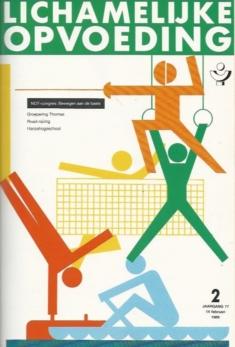 Tijdschrift De Lichamelijke Opvoeding