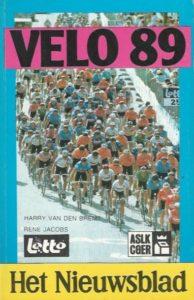 Velo 89 Wielerjaarboek