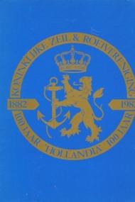 Zeil & Roeivereniging Hollandia 100 Jaar 1882-1982