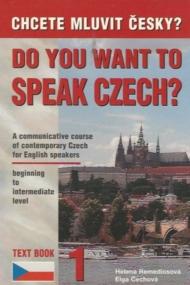 Do you want to speak Czech