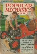 Popular Mechanics Magazine july 1951