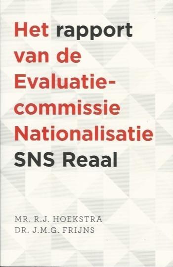 Rapport van de Evaluatiecommissie Nationalisatie SNS Reaal
