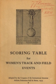 Scoring Table Women