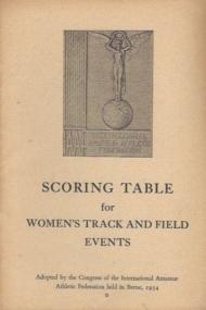 Scoring Table