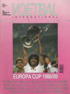 VI Special Europa Cup 1988-89