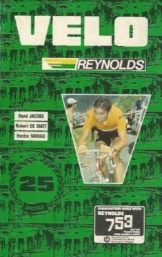 Velo Reynolds 25 Specials