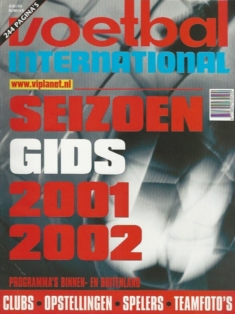 Voetbal International Seizoengids 2001-2002
