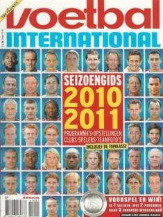 Voetbal International Seizoengids 2010-2011