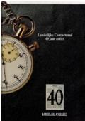 Landelijke Contactraad 40 jaar