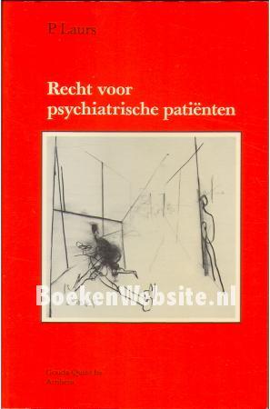 Recht voor psychiatrische patienten