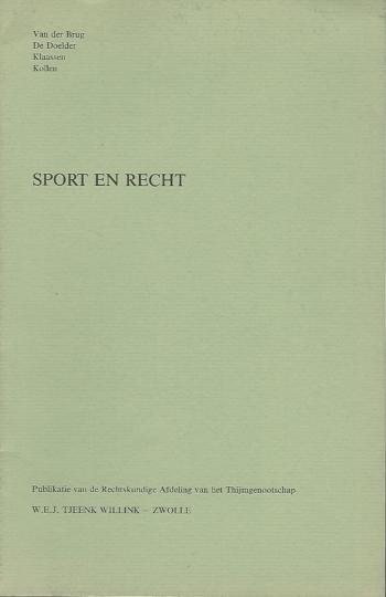Sport en Recht