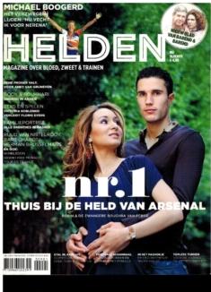 Helden Magazine Nummer 1