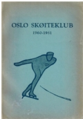 Oslo Skoiteklub Arbok for 1960-1961