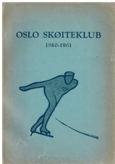 Oslo Skoiteklub Arbok for 1960-1961