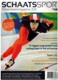 Schaatssport Presentatie Magazine 2011