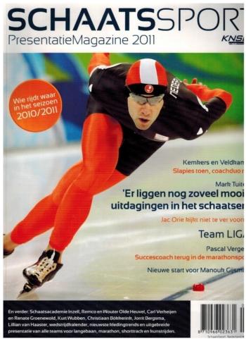 Schaatssport Presentatie Magazine 2011