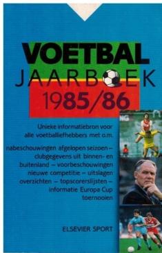 Voetbaljaarboek 1985-86