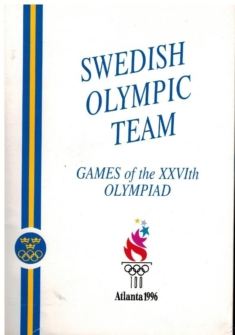 Swedish Olympic Team Atlanta 1996