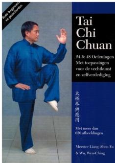 Tai Chi Chuan. 24 & 28 Houdingen