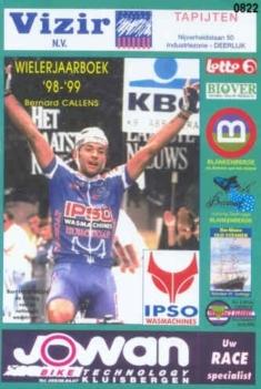 WIELERJAARBOEK 98-99