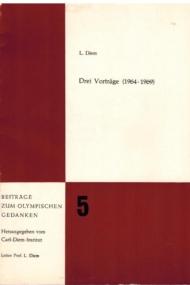 Drei Vortage (1964-1969)
