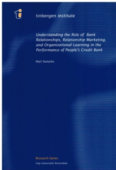 Understanding the Role of Bank relationships