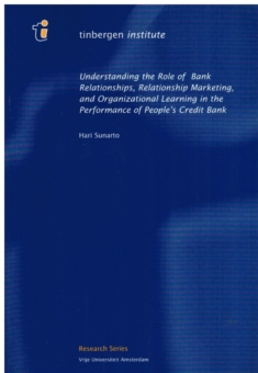 Understanding the role of bank