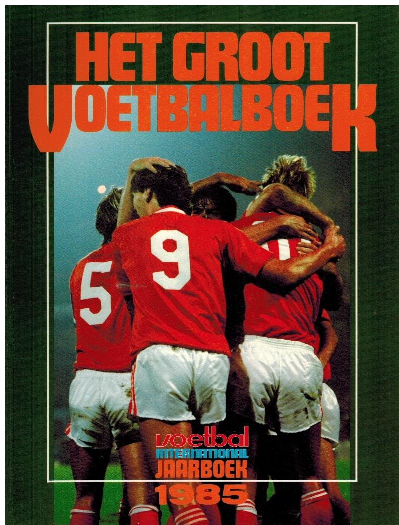 Voetbal International Jaarboek 1985