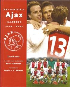 Ajax Jaarboek 2002-2003