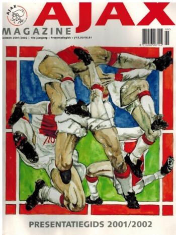 Ajax Magazine Presentatiegids 2001-2002