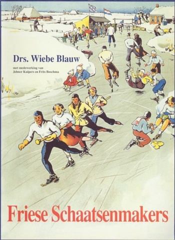 Friese schaatsenmakers