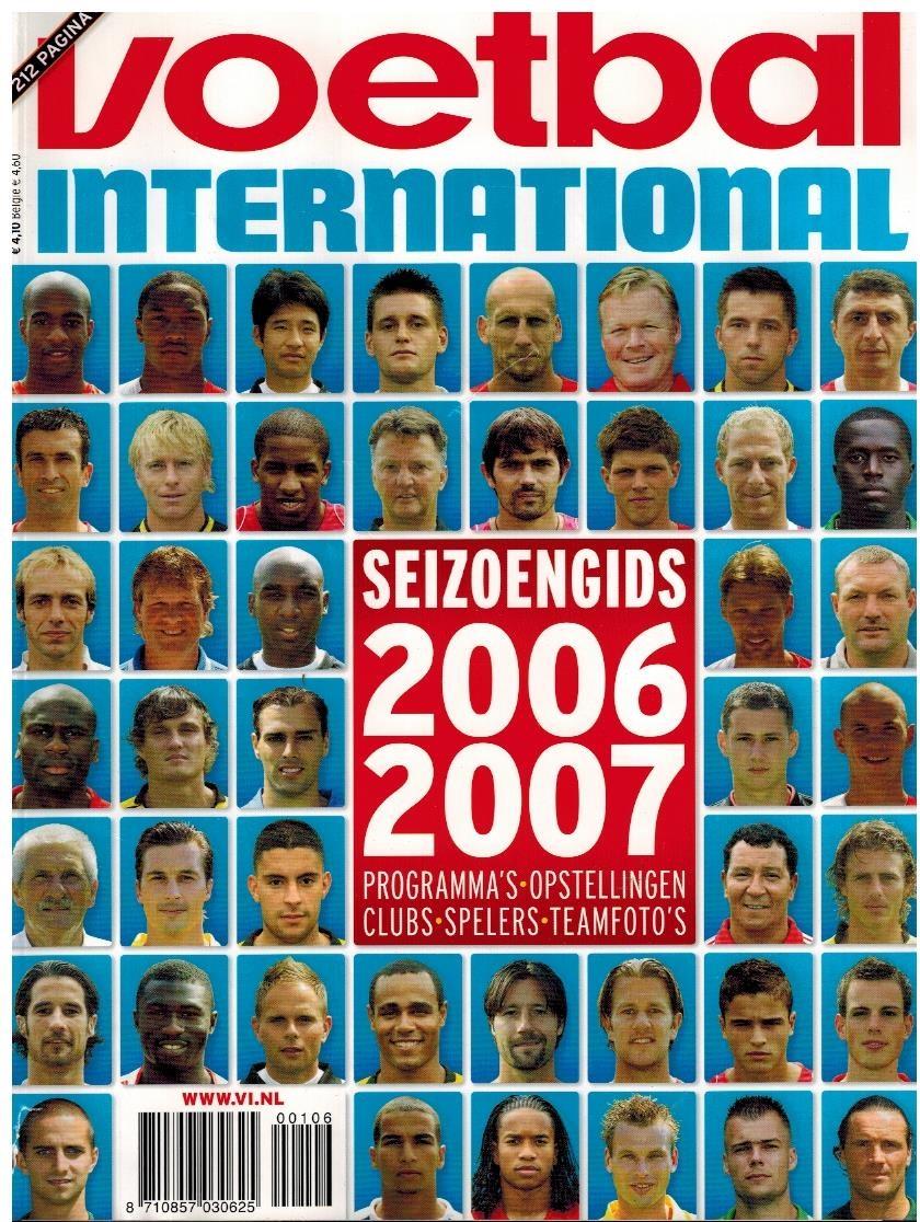Seizoengids 2006-2007