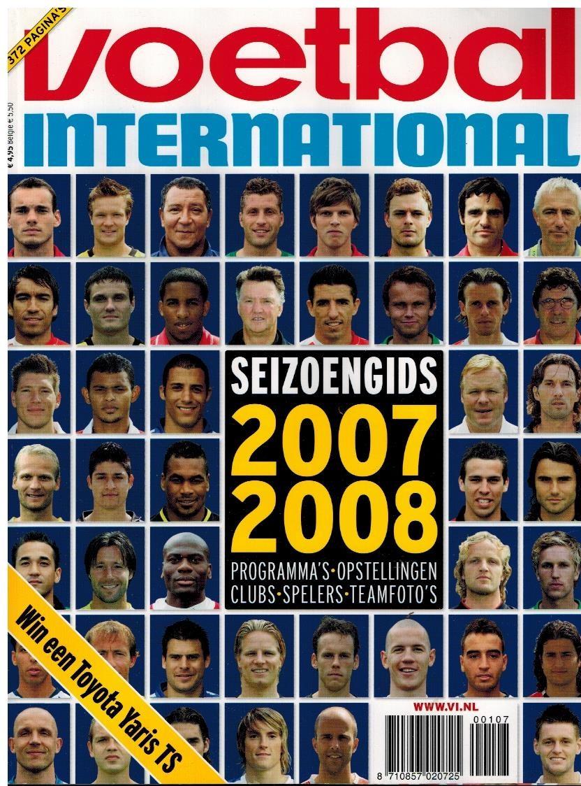 Seizoengids 2007-2008